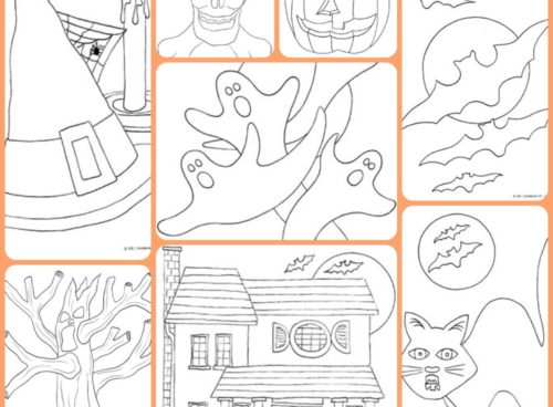 Free Coloring Book Pages To Print And Color. Printables And Worksheets;  Colouring Book. Printable Crafts And Activities For Kids