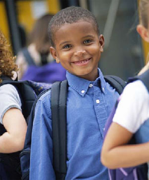 Help Your Child Look Forward to School
