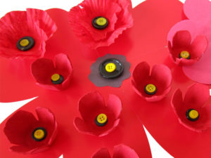 How to Make Homemade Poppies. KinderArt.com