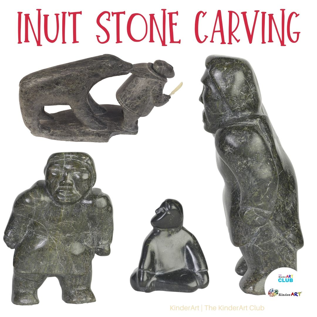 Iniut Stone Carving