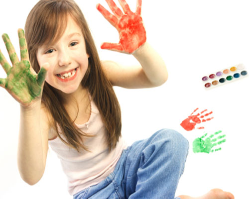 Art lessons for Junior level students. Kids in grades 3-5, ages 8-11yrs.