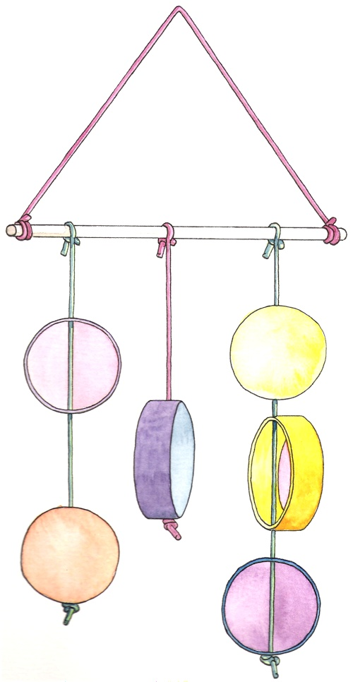 Make suncatchers!
