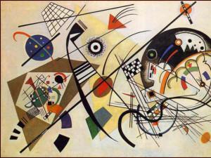 Paint like Kandinsky
