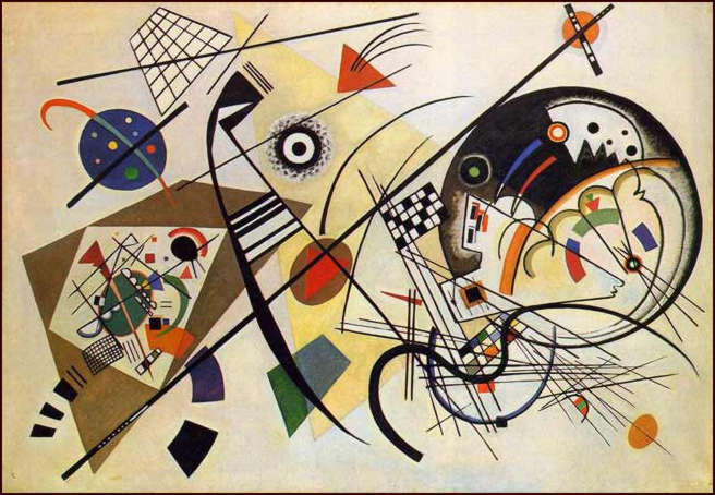 Paint like Kandinsky