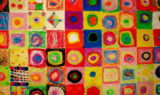Kandinsky Circles Lesson Plan