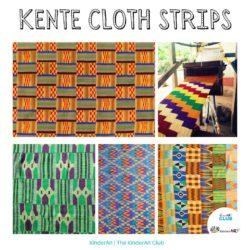 Kente Cloth Lesson Plan