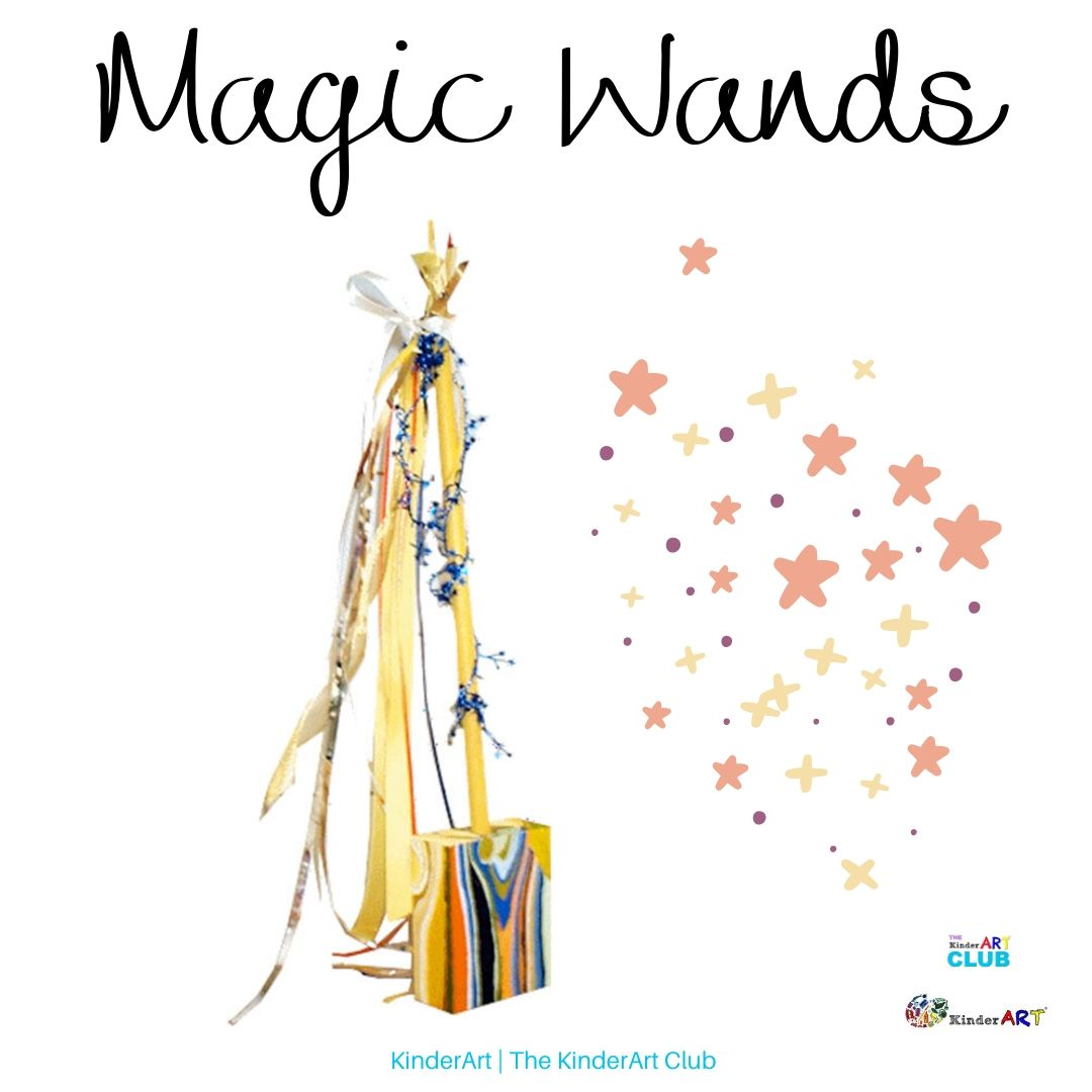 Magic Wand lesson
