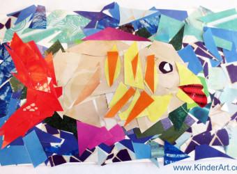 magazine mosaics