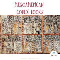 Mesoamerican Codex Books
