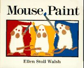 Mouse Paint by Ellen Walsh