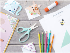 Make Origami Bookmarks