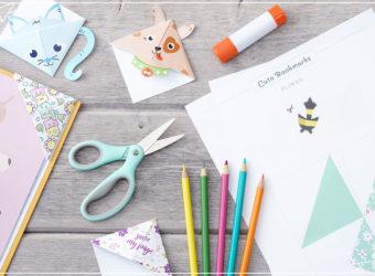 Make Origami Bookmarks