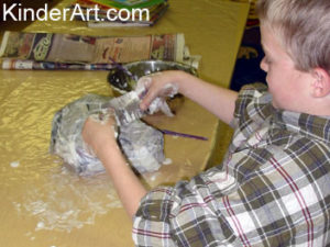 Papier Mache paste and pulp recipes