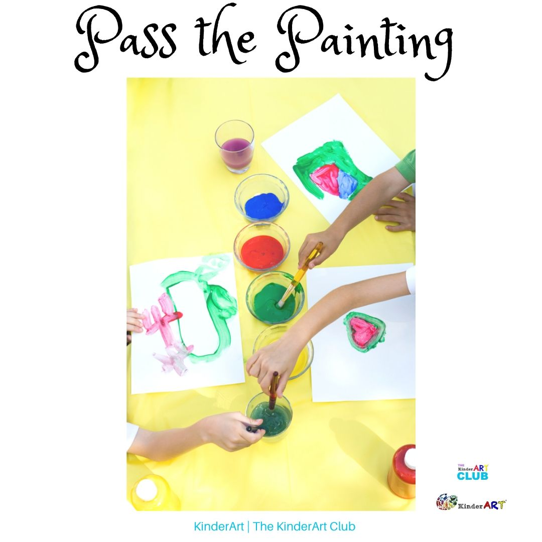 Pass the Painting