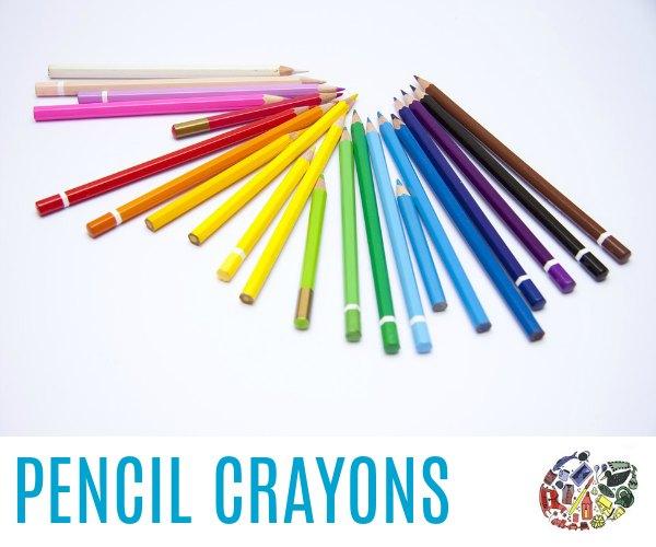 Pencil Crayons