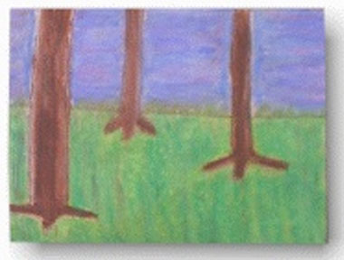 Drawing Trees in Perspective