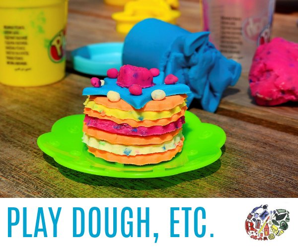 Play Dough and Modelling Materials