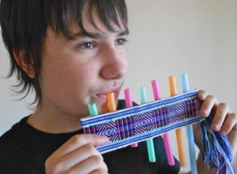 Make Your Own Zampoñas (Panpipes)
