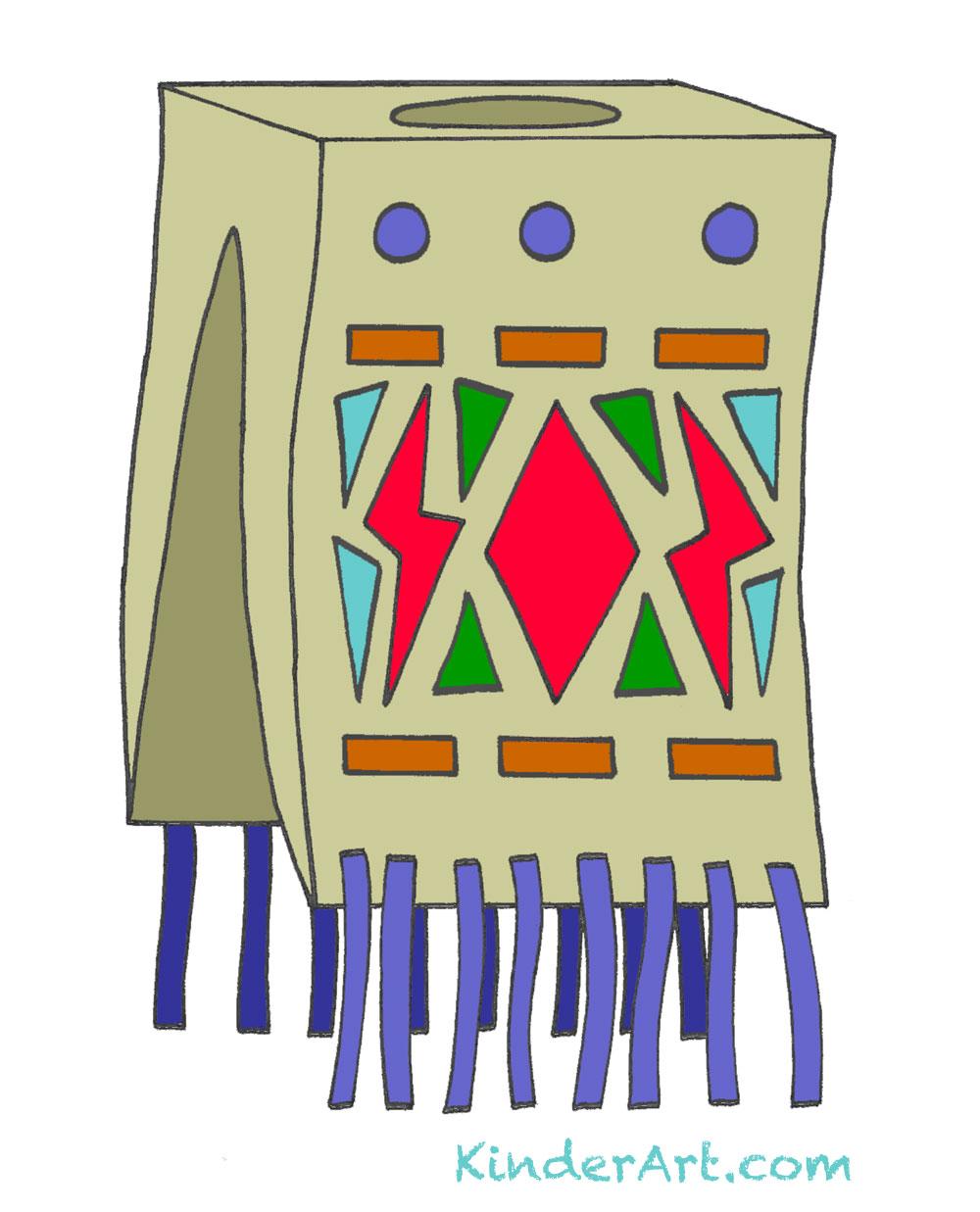 Make a poncho