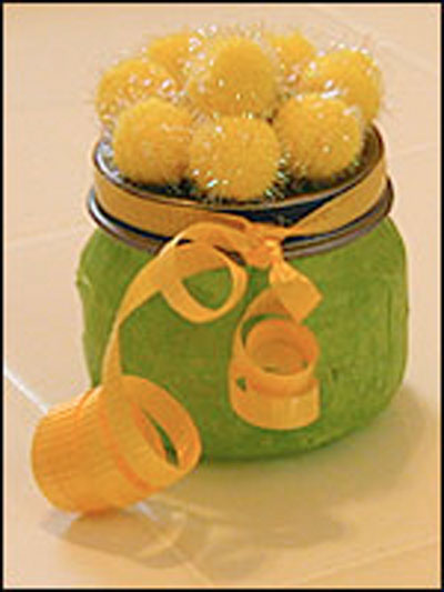 Pot of Gold Craft for Kids. KinderArt.com