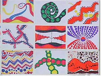Creative Principles Elements And Principles Of Art Drawing Lessons For Kids Kinderart,Black Nail Art Designs For Feet