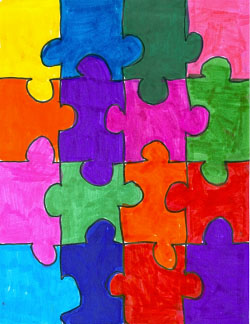 Make your own puzzles.