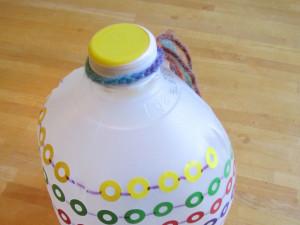 Milk jug shakere