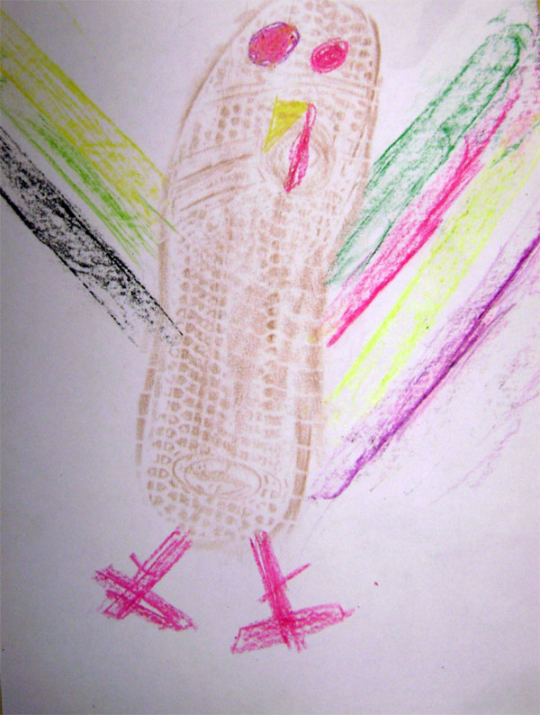Shoe Rubbings - (Monsters): Drawing Lessons for Kids: KinderArt