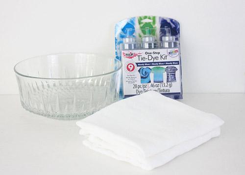 Dip Dye Tea Towels