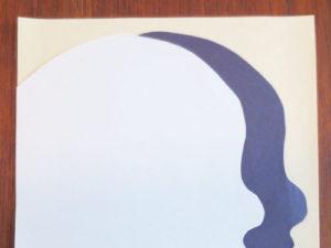 Silhouette drawings for kids. KinderArt.com
