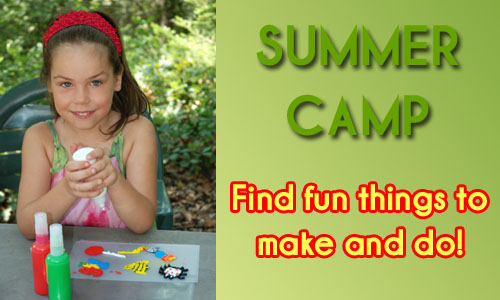 Summer Camp! KinderArt.com