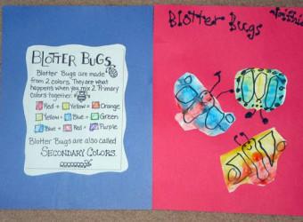 Blotter Bugs