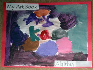 Art Book Cover
