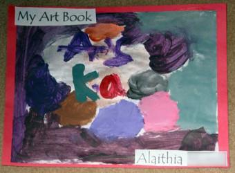 Art Book Cover
