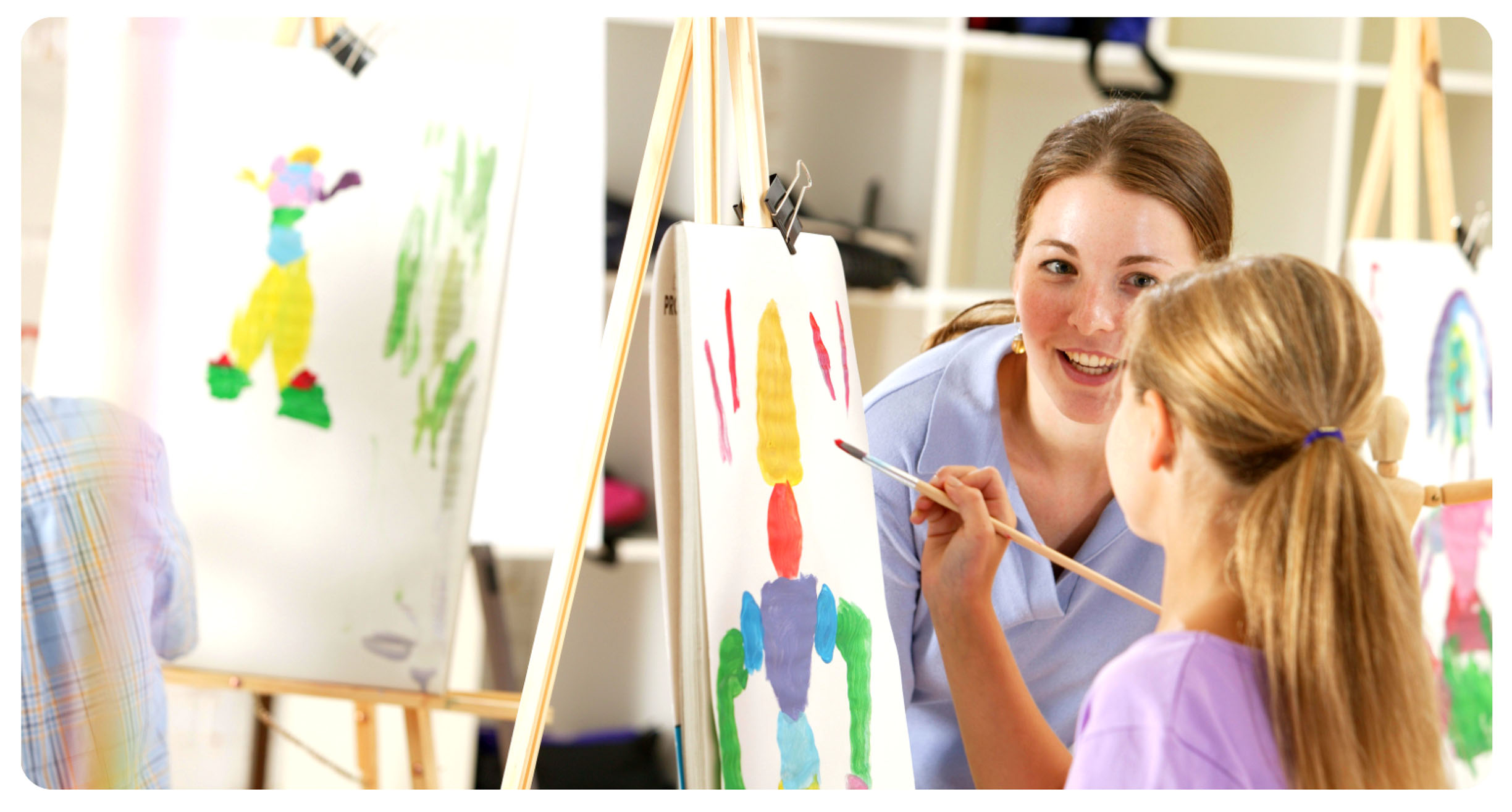 KinderArt.com - art curriculum for all ages