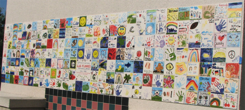 Tile Murals Lesson Plan History In The Painting Art