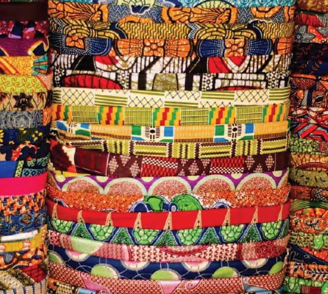 Traiditional batik