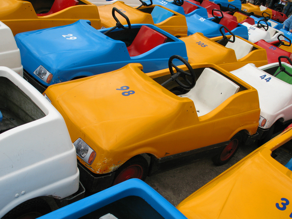 Transportation Activities for Kids