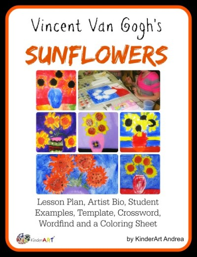 Vincent Van Gogh Sunflowers Lesson Plan