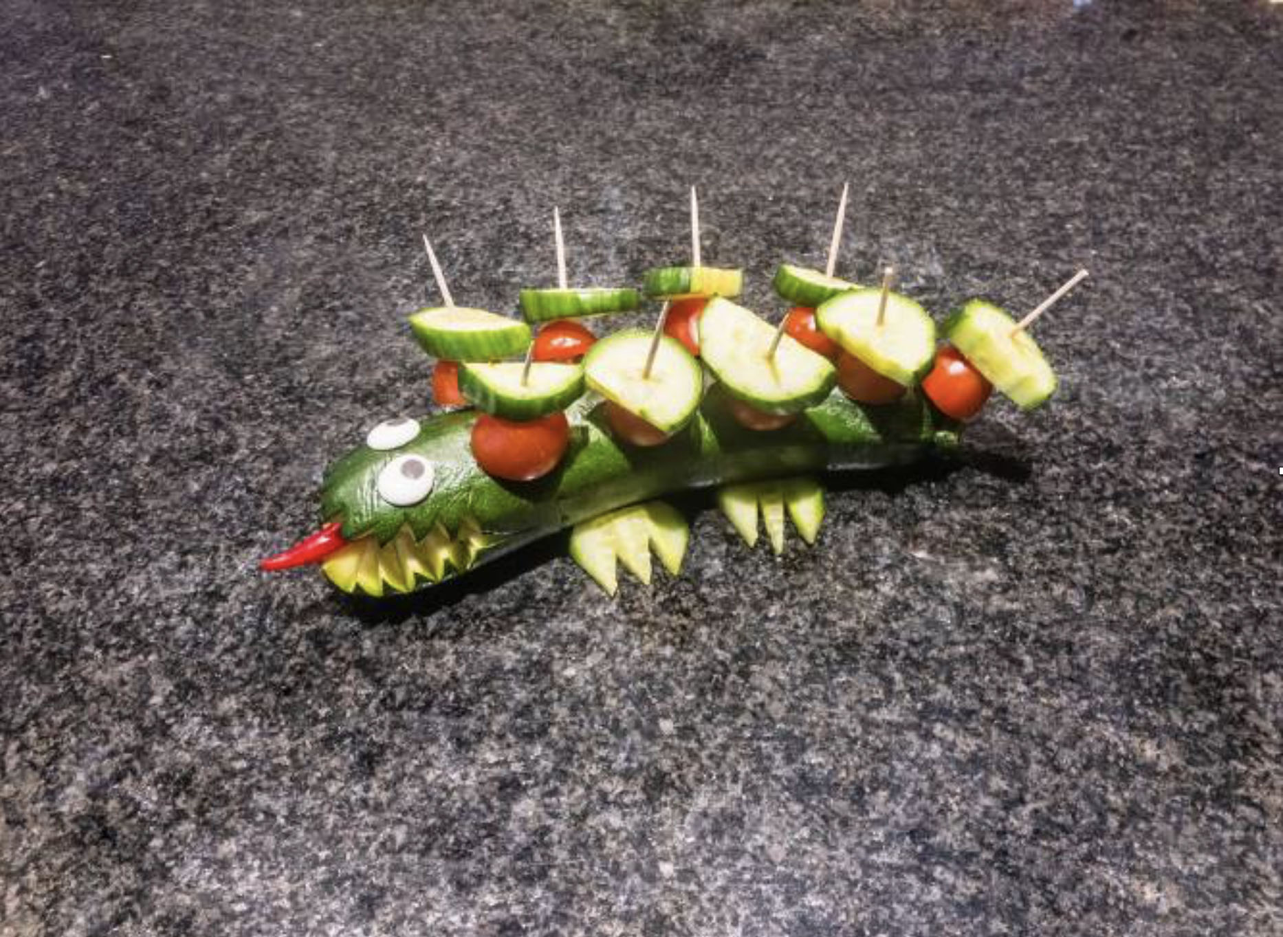 Creative Ways to Incorporate Veggies into Kids' Meals: Edible Animal Friends