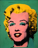 Green Marily, Andy Warhol