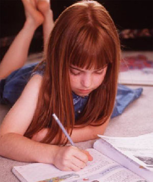 Help Your Child Learn to Write Well