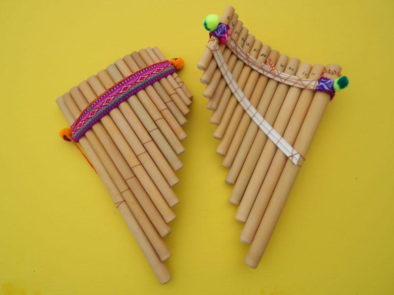 Zampoñas (Panpipes)