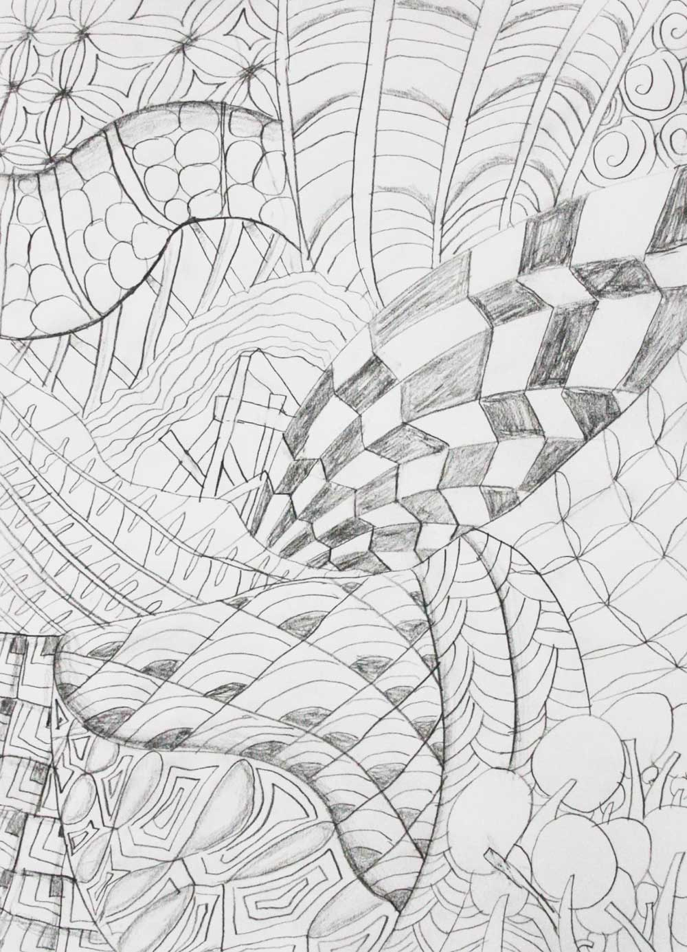 photograph regarding Free Printable Zentangle Worksheets titled Zentangles 101 - Just about anything on your own need to have in direction of realize with regards to Zentangling.