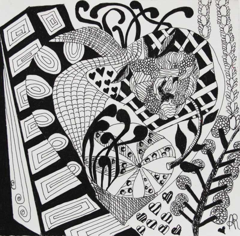 Zentangles 101 , Everything you need to know about Zentangling.